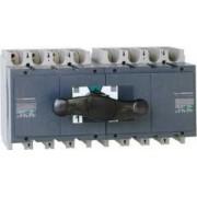 Comutator sursa manual interpact ins400 - 4 poli - 400 a - Inversoare de sursa interpact, compact si masterpact - Ins320...630 - 31151 - Schneider Electric