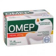 Hexal AG OMEP HEXAL 20 mg magensaftresistente Hartkapseln 14 St