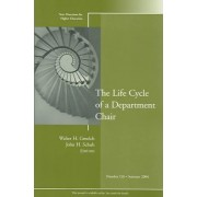 The Life Cycle of a Department Chair by John H. Schuh