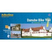 VV.AA. Danube Bike Trail 1: From Donaueschingen to Passau. Scale: 1.50.000. Esterbauer.