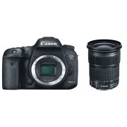 Canon eos 7d mark ii + 24-105mm is stm - man. ita - 2 anni di garanzia