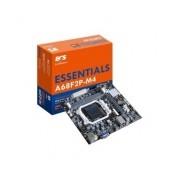 Tarjeta Madre ECS micro ATX A68F2P-M4 (V1.0), S-FM2+, AMD A68H, HDMI, USB 2.0/3.0, 32GB DDR3, para AMD