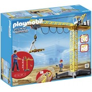 Playmobil Large Crane with Remote Control, Multi Color