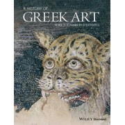 A History of Greek Art by Mark D. Stansbury-O'Donnell