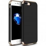 Husa cu Acumulator Ultraslim iPhone 7 Plus, iUni Joyroom Power Case 3500mAh, Negru