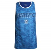 North Melbourne Kangaroos Youth Tech Singlet