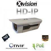 3 MP Full HD IP Kamera s 30m nočním viděním + SPZ 8m