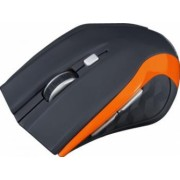 Mouse Modecom Wireless MC-WM5 Optic Negru cu Portocaliu