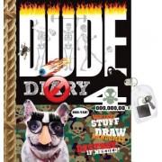 Dude Diary 4 by Mickey Gill