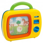 Playgo Televisione Giocattolo My First TV 2196