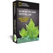 Glow In The Dark Crystal Growing Science Kit By National Geographic