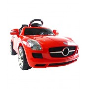 Olly Polly Mercedes Style High Quality Kids Ride On Battery Operated self driven + remote control Car - Gift Toy