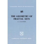 The Geometry of Fractal Sets by Kenneth J. Falconer