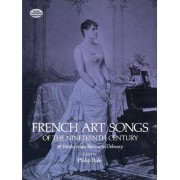 French Art Songs of the Nineteenth Century by Philip Hale