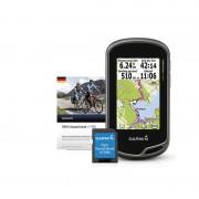 Garmin Oregon 600 GPS + mappa TOPO Germania PRO V7 Bundle arancione/nero Navigatori stradali