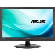 Monitor LED VT168H, 15.6'' HD Touchscreen, 10ms, Negru