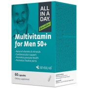 Sensilab ALL IN A DAY Multivitamina per uomini 50+