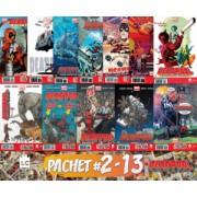 Pachet Deadpool 2 - 13