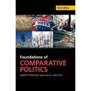 Foundations of Comparative Politics by Kenneth Newton