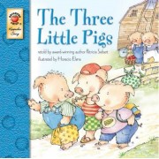 The Three Little Pigs, Paperback