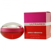 Ultrared By Paco Rabanne For Women Eau De Parfum Spray 1.7 Oz
