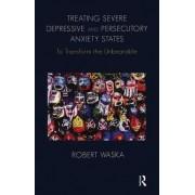Treating Severe Depressive and Persecutory Anxiety States by Robert Waska