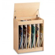 Jonti-Craft Folding Board Easel 0542JC