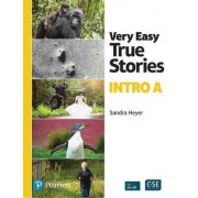 Very Easy True Stories by Sandra Heyer