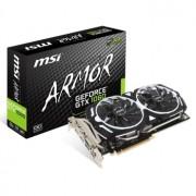 Placa video MSI GeForce GTX 1060 ARMOR 3G OCV1, 1544 (1759) MHz, 3GB GDDR5, 192-bit, DL-DVI-D, 2x HDMI, 2x DP
