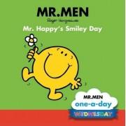 Wednesday: Mr. Happy's Smiley Day