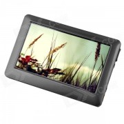 """""""A131021023 1080p 4.3"""""""" HD Touch Screen MP5 Player w/ TV Out - Black (8GB)"""""""
