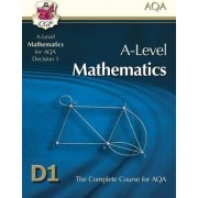 AS/A Level Maths for AQA - Decision Maths 1: Student Book by CGP Books