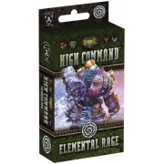 High Command: Elemental Rage Board Game by Privateer Press