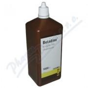 Betadine liq.hnědý (chirurg.) 1x1000ml