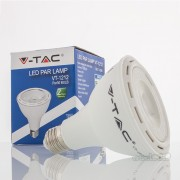 Lâmpada LED E27 PAR30 12w»60W Luz Natural 750Lm 40º