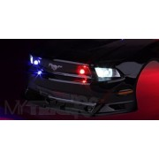 Genuine My Trick Rc Ppk03 Rc Police Body Light Package, 8 Led Light Kit, Includes 2 Headlights, 2 Tail/Brake Lights, 2 Red Strobes, 2 Blue Strobes). This Kit Features A High End Expandable Multi Function Lighting Controller That Is Easy To Install And Pow