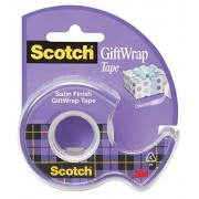 "Scotch Giftwrap Tape-.75""X650"""