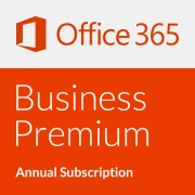Microsoft Office 365 Business Premium - Annual subscription (1 Year)