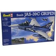 Revell 04999 - Saab JAS-39C Gripen Kit di Modello in Plastica, Scala 1:72