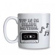 Caneca Top 10 da Balada Musical