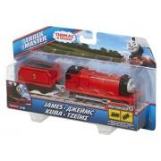 Thomas and Friends - Personaje principal James (Mattel BML08)