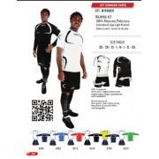 Legea - Completo Calcio Kit Tornado Taipei