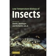 Low Temperature Biology of Insects by David L. Denlinger