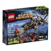 Lego Heroes DC Batman El Ataque de Man-Bat