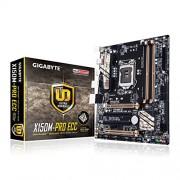 Gigabyte ga-x150 m-pro ecc Intel Skylake Micro ATX MOTHERBOARD