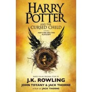 Harry Potter and the Cursed Child, Parts One and Two: The Official Playscript of the Original West End Production, Hardcover
