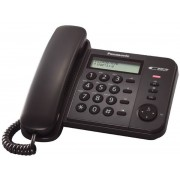Telefon Fix Panasonic KX-TS560FXB (Negru)