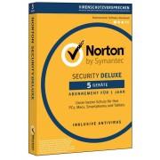 Symantec Norton Security V3.0 (2016) Deluxe (5 Devices)