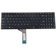 Eathtek Replacement Keyboard without Frame for ASUS X551M X551MA X551MAV X551A X551C X551CA F551C F551M X551MA-RCLN03 X551M-RCLN06 AEXJCU01110 0KNB0-610EUS00 MP-13K93US-9202 series Black US Layout