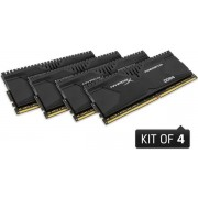 Memorii Kingston HyperX Predator DDR4, 4x4GB, 3000 MHz, CL 15